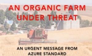 Azure Organic Farm Threat