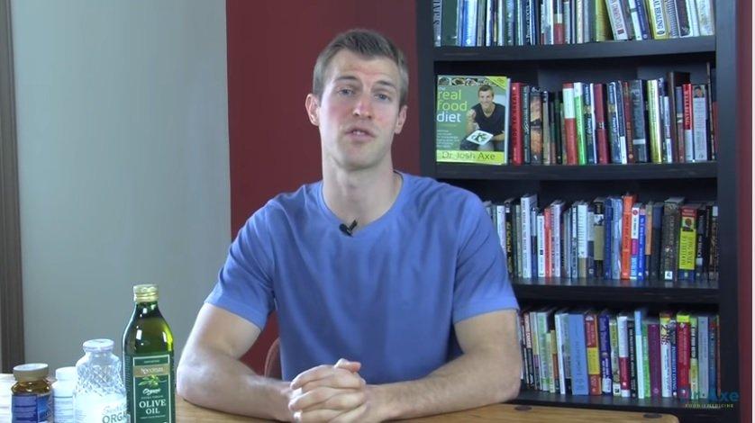 Dr. Josh Axe Gallbladder Flush