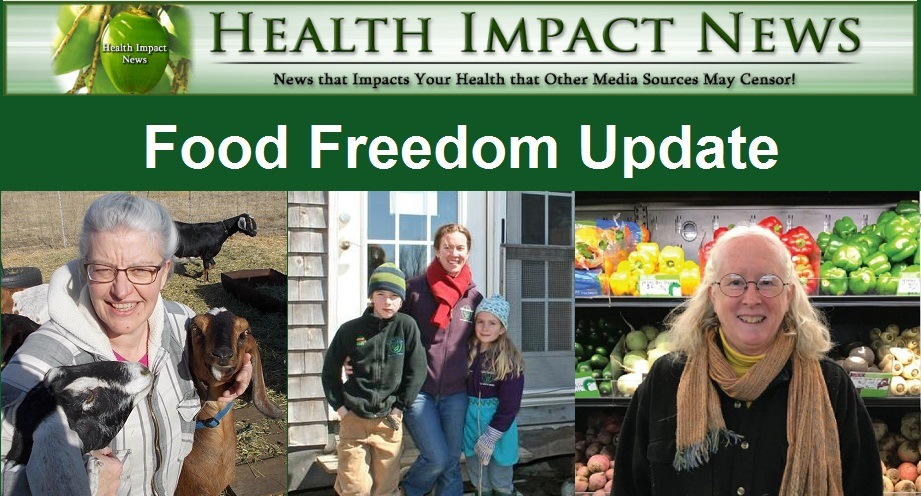 Food Freedom Update