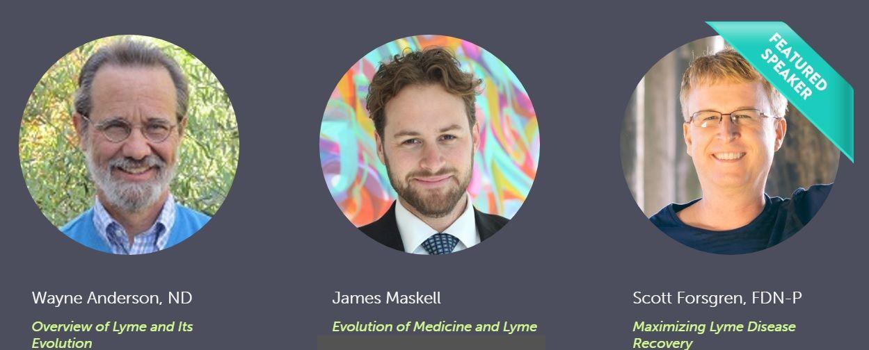 Lyme Summit Speakers 1