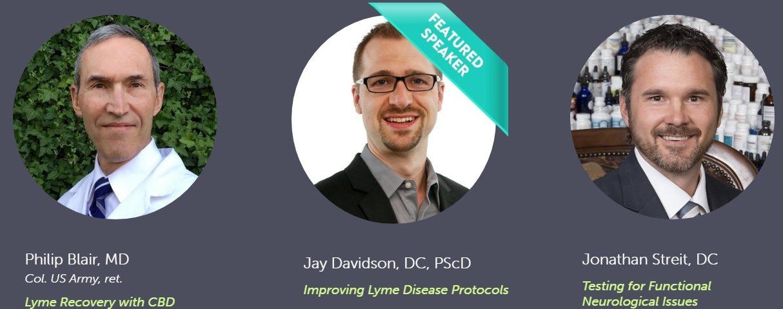 Lyme Summit Speakers 2