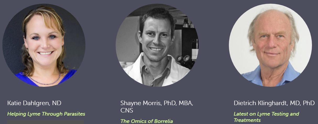 Lyme Summit Speakers 5