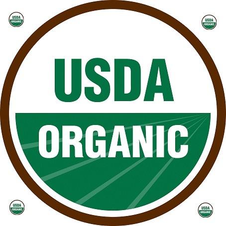 USDA Organic Logo Nano