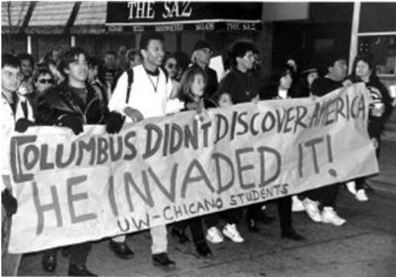 Columbus Invasion
