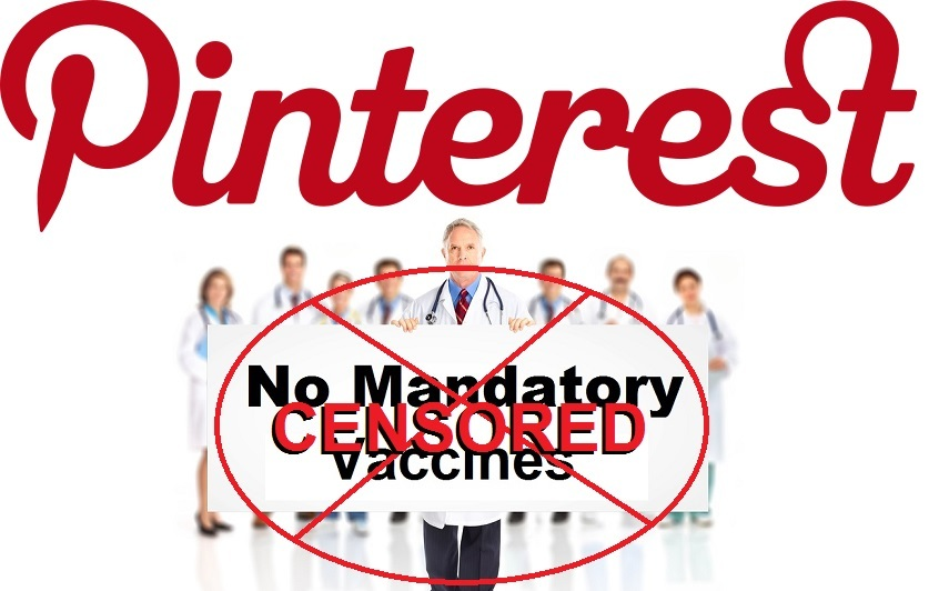 Pinterest Vaccines Censored