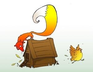 fox-and-chicken-cartoon-henhouse-300x233