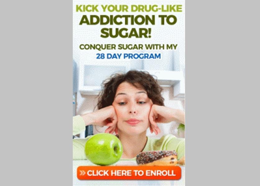 sugar addiction FB