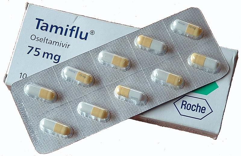 Tamiflu-pills