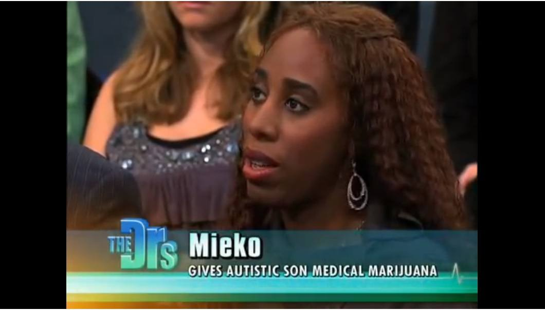 Meiko autism medical marijuana FB