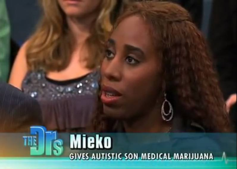 Meiko autism medical marijuana