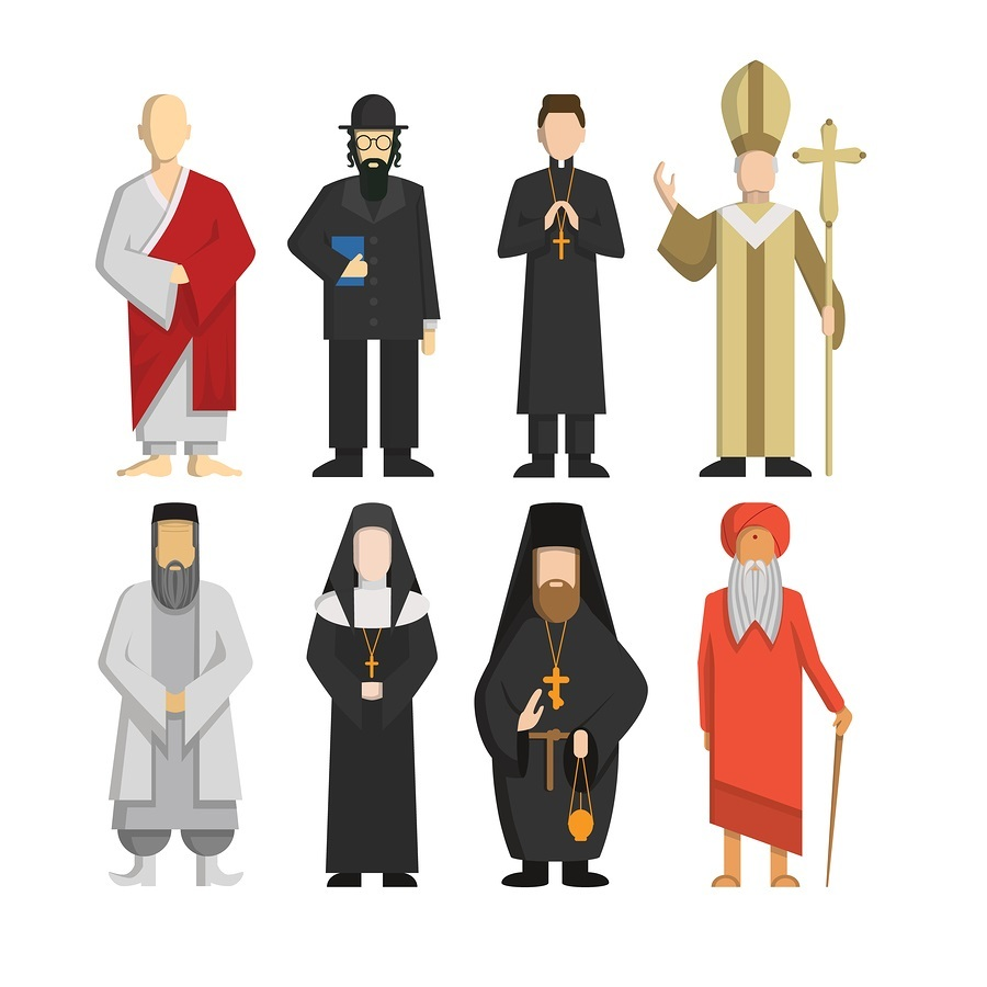 Various Christian Cultural Figures