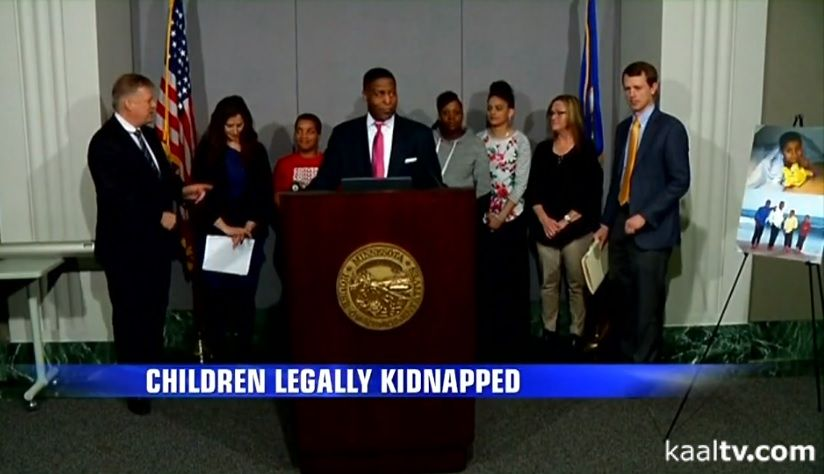 Minnesota Parents Sue CPS