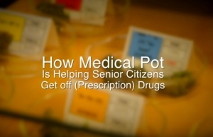 medical pot seniors
