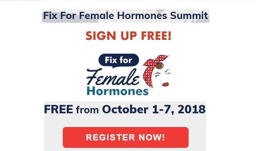 fix for female hormones summit