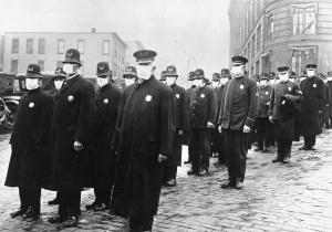 Spanish-Flu-Policemen-Seattle-1918-300x210