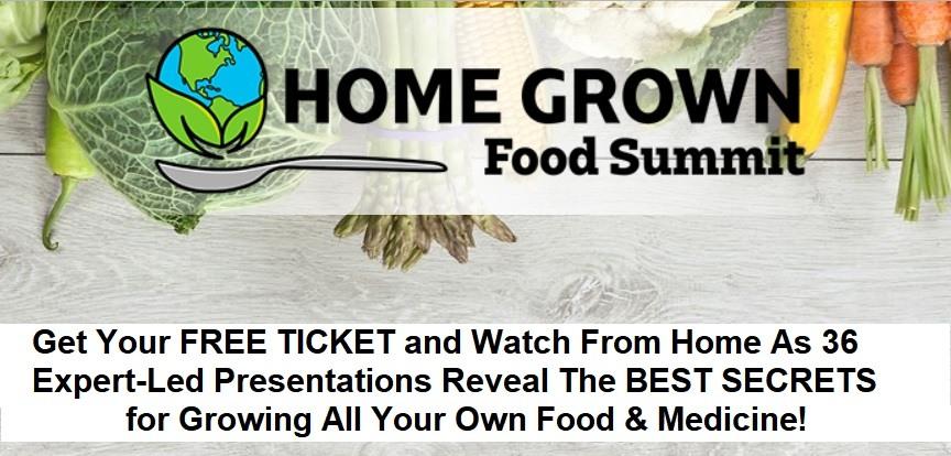 Home Grown Food Summit image