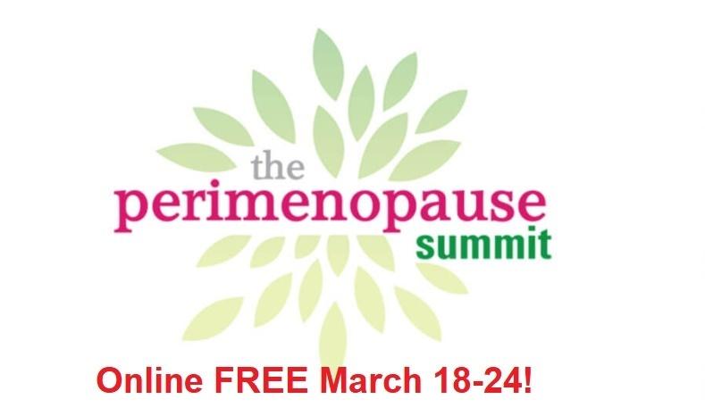 Perimenopause Summit 2019