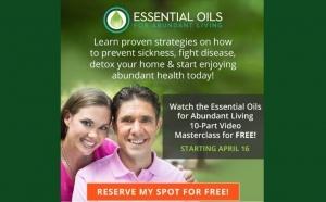 essential oils masterclass FB