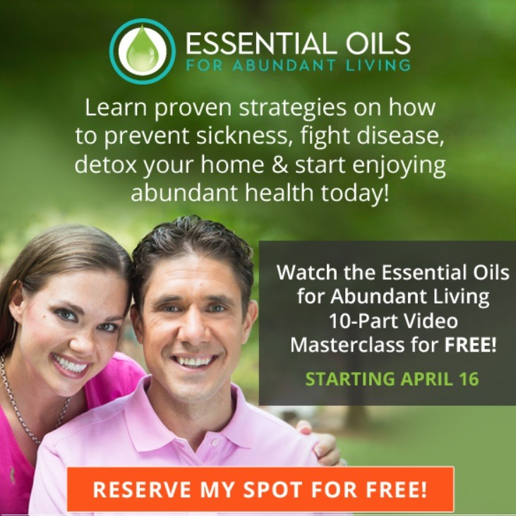 essential oils masterclass