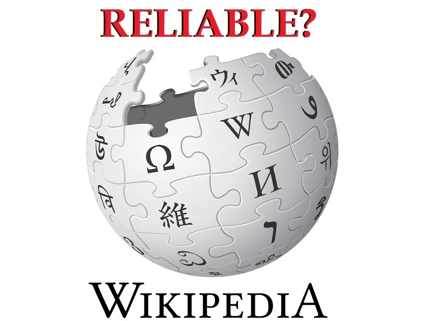 Wikipedia-Reliable