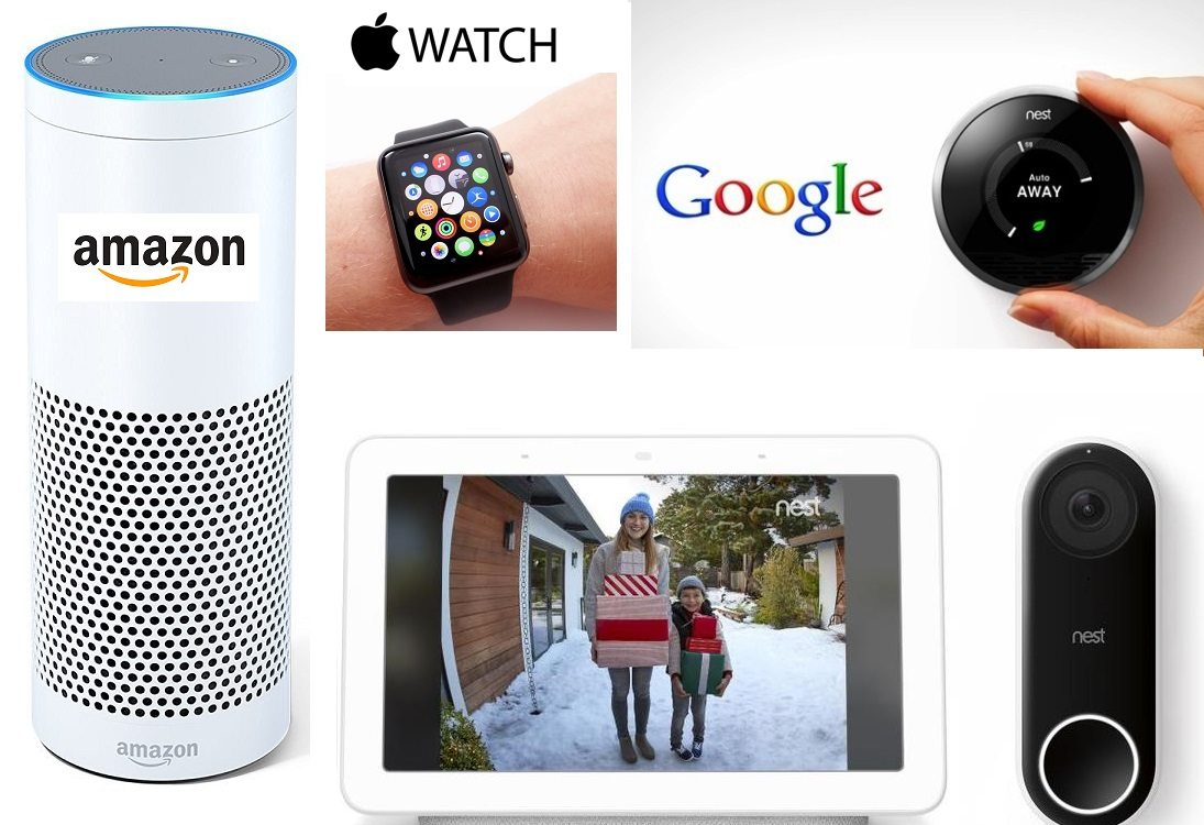 big tech watching and listening