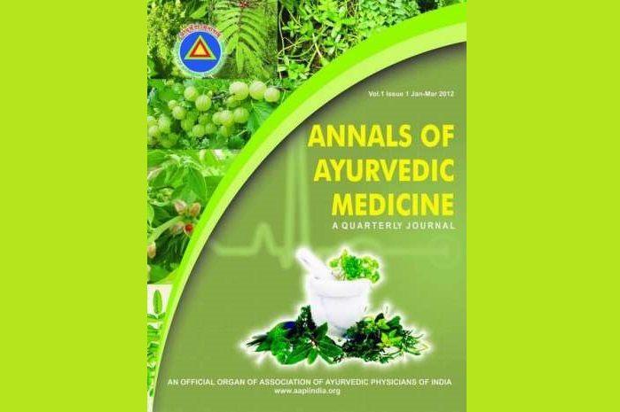 annals of ayurvedic medicine FB
