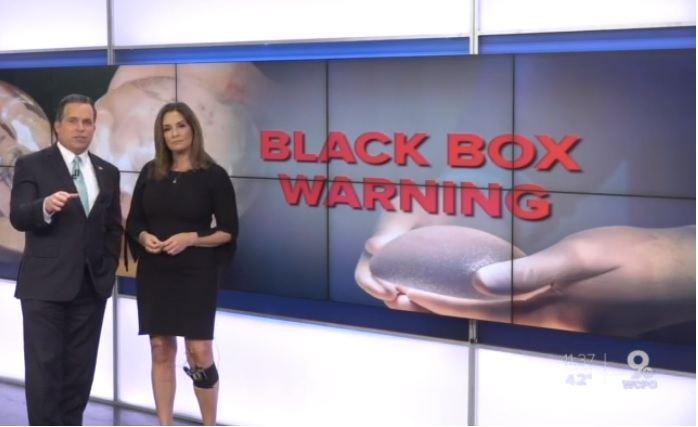 Breast Implants Blackbox Warning