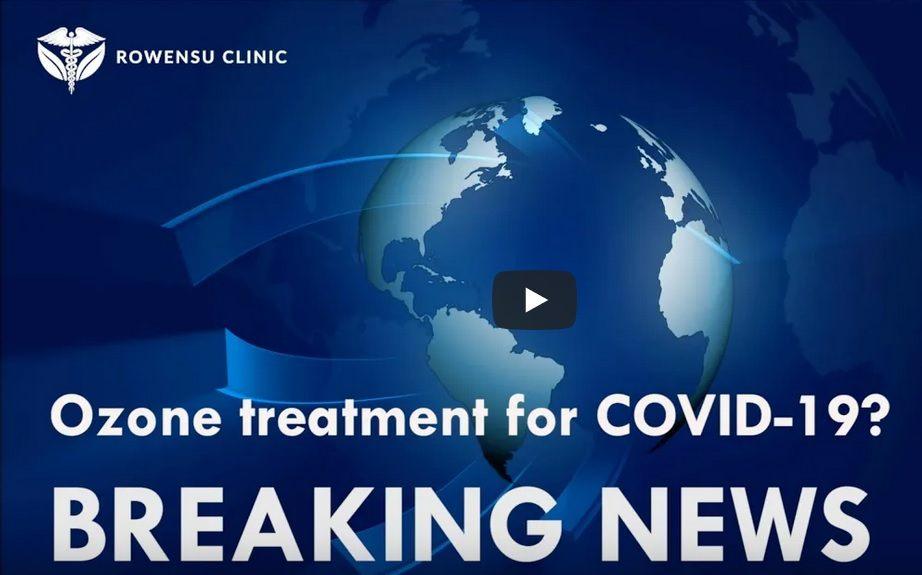 Ozone for Coronavirus