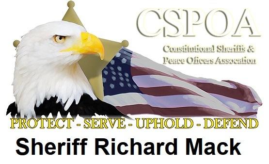 cspoa sheriff richard mack