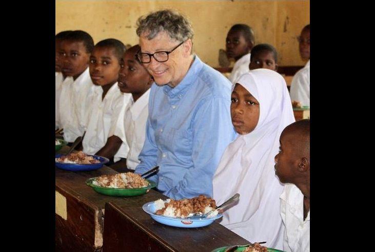 Bill Gates Food Africa 2