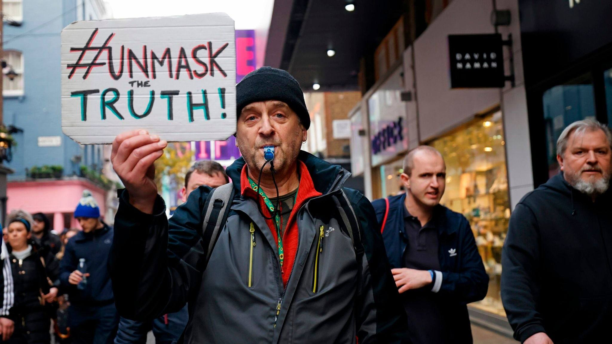 The CIA and The Corporate Media Cannot be Distinguished: The Censorship of the Alternative Media London-Protest-Unmask-the-Truth