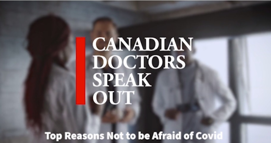 Canadian Doctors Speak Out Against COVID measures