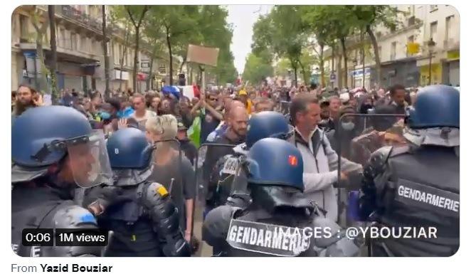 police-protesting