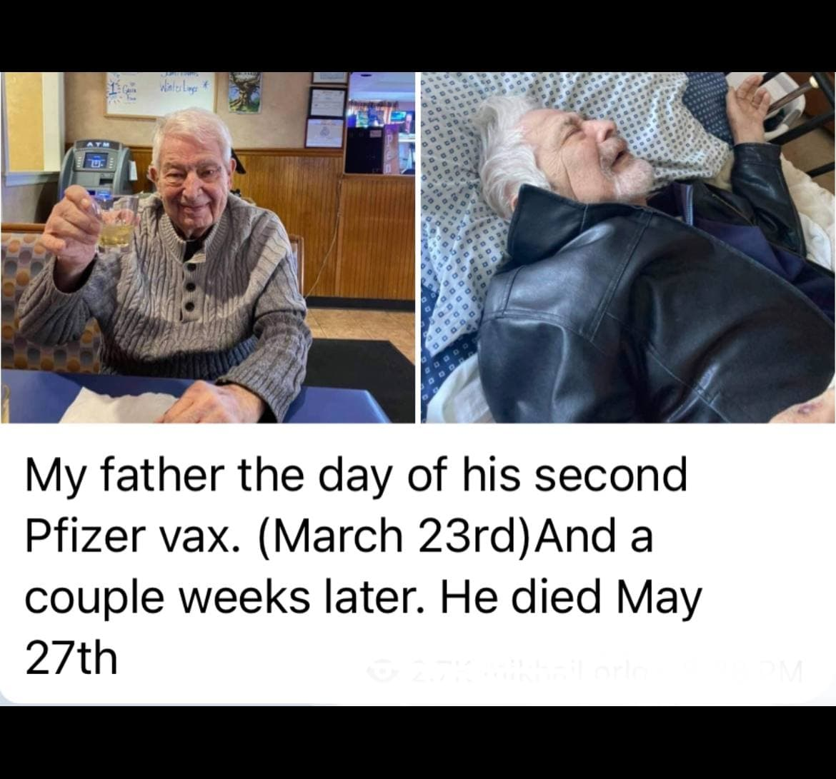 Father bedridden after two weeks