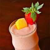 Strawberry Mango Coconut Delight Recipe Photo