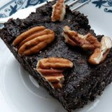 Chewy Chocolate Coconut Bars Recipe Photo