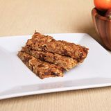 Chewy Peanut Butter Coconut Granola Bars Recipe Photo