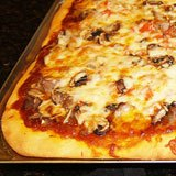 Coconut Barbecue Pizza Recipe Photo