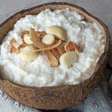 Coconut-Lime Breakfast Oatmeal Recipe Photo