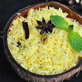 Coconut Pilau Recipe Photo
