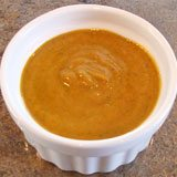 Curried Carrot Soup Recipe Photo