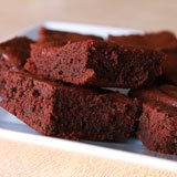 Gluten Free Chocolate Brownies Recipe Photo