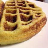 Gluten Free Coconut Flour Waffles Recipe Photo