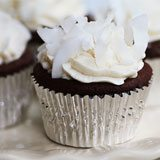 Gluten Free Coconut Fudge Cupcakes Recipe Photo