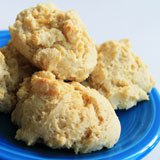 Gluten Free Drop Biscuits Recipe Photo