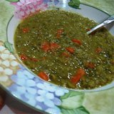 Gluten Free Simply Split Pea Soup Recipe Photo