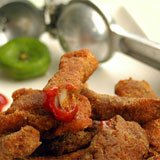 Gluten Free Spiced Fish Sticks Recipe Photo