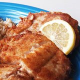 Gluten Free Coconut Fried Fish Recipe Photo