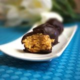 Healthier Peanut Butter Balls Recipe Photo