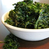 Kale Chips (using coconut oil) Recipe Photo